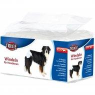 Подгузники для собак «Trixie» размер, XS-S 20-28 см, 12шт.