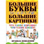Книга «Что такое хорошо? Что такое плохо?».