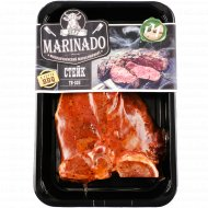Стейк из говядины «Ти-Бон» охлажденный, 1 кг., фасовка 0.6-0.64 кг