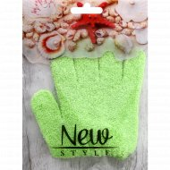 Рукавица банная «New Style».