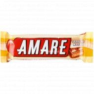 Шоколад молочный «Amare» со вкусом топленого молока, 25 г.
