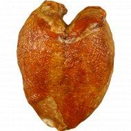 Грудка цыпленка-бройлера «Столичная люкс» копчено-вареная, 1 кг., фасовка 0.45-0.7 кг