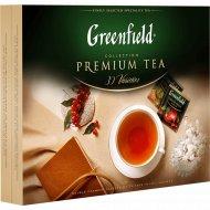 Чай «Greenfield» ассорти, 30 сортов.