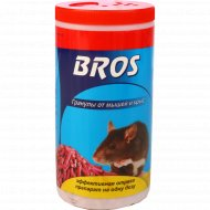 Гранулы от мышей и крыс «Bros» 250 г.