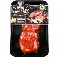 Полуфабрикат из свинины «Медальон» охлажденный, 1 кг., фасовка 0.25-0.45 кг