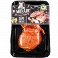 Полуфабрикат из свинины «Стейк Томагавк» охлажденный, 1 кг., фасовка 0.55-0.65 кг