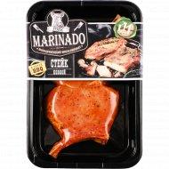 Стейк из свинины «Ковбой» охлажденный, 1 кг., фасовка 0.6-0.64 кг