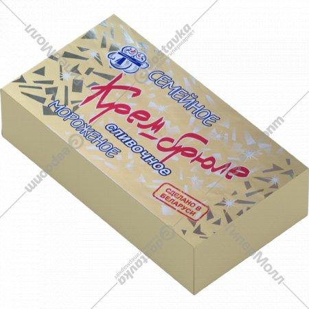 Мороженое «Семейное» пломбир крем-брюле, 230 г.