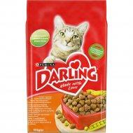 Корм для кошек «Darling» курочка по-домашнему и овощи, 10 кг.