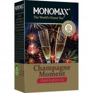 Чай черный с зеленым листовой «Мономах» champagne moment, 80 г