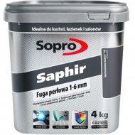 Фуга «Sopro» Saphir 9504/4, бетонно-серая, 4 кг