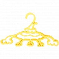 Комплект вешалок «Пластишка» для детской одежды, 3 шт.