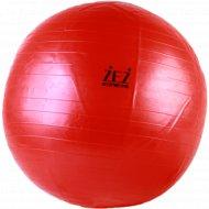 Мяч гимнастический, 1-D65, красный..