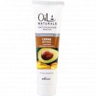 Скраб «OIL» авокадо, кунжут, 100 мл.