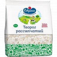 Творог рассыпчатый «Хуторок» 5%, 350 г.