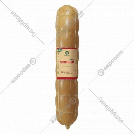 Продукт из цыплят-бройлеров «Рулет элитный» копчено-вареный, 1 кг., фасовка 0.25-0.3 кг