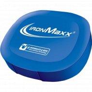 Таблетница «IronMaxx» синяя.