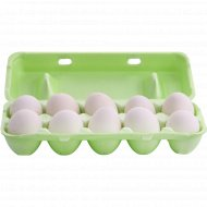 Яйцо куриное С-2, 10 шт.
