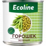 Горошек зеленый «Эколайн» Из мозговых сортов, 420 г.