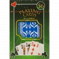 Карты игральные 1 колода, 56 карт.