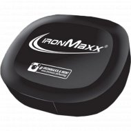 Таблетница «IronMaxx» черная.
