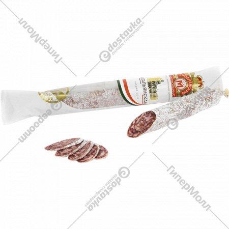 Колбаса «Итальянская» сыровяленая, 1 кг., фасовка 0.15-0.25 кг