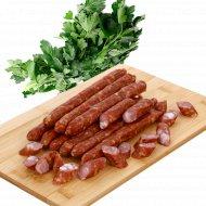 Колбаски «Телячьи» высший сорт, 1 кг., фасовка 0.3-0.4 кг