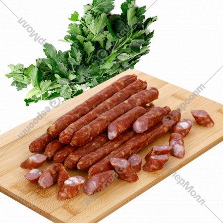 Колбаски «Телячьи» высший сорт, 1 кг., фасовка 0.39-0.46 кг