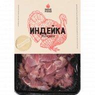 Мясо для жаркого индейки, охлажденное, 1 кг., фасовка 0.7-1.1 кг