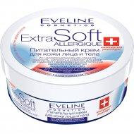Крем «Eveline» Extra Soft-Allergique для кожи лица и тела, 200 мл.