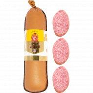 Колбаса салями «Сервелат медовый» варено-копченая, 1 кг., фасовка 0.5-0.6 кг