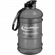 Фляга для питья «IronMaxx» серая, 2200 мл.
