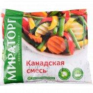 Смесь овощная канадская «Мираторг» замороженная, 400 г