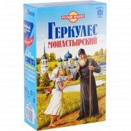 Хлопья овсяные «Геркулес монастырский» 500 г.