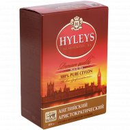 Чай черный «Hyleys» крупнолистовой 100 г.