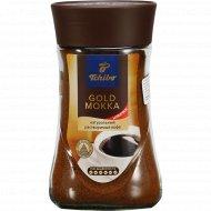Кофе растворимый «Tchibo Gold Mokka» 95 г.