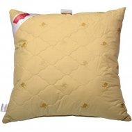 Подушка «Софтекс» Premium Soft, Стандарт, верблюжья шерсть, 70x70 см