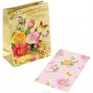 Набор для упаковки подарка «Летний сад» 865750.