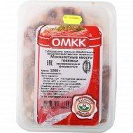 Хвосты говяжьи мясокостные «ОМКК» замороженные, 1 кг.