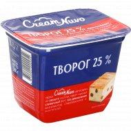 Творог «Cream Nuvo» 25%, 380 г.