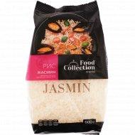 Рис жасмин «Food Collection» длиннозернистый шлифованный, 600 г