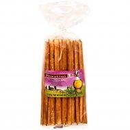 Хлебные палочки «Гриссини» с розмарином, 250 г.