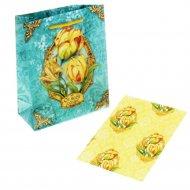 Набор для упаковки подарка «Роскошный тюльпан» 865753.