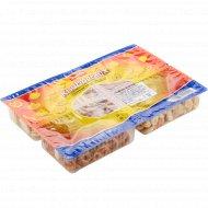 Солёное печенье-ассорти «Knabbermix» 250 г.