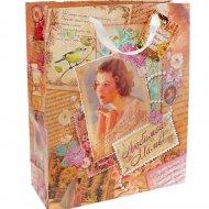 Пакет подарочный «Любимой маме» 565247.