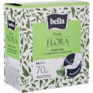 Прокладки гигиенические «Bella» ежедневные с зеленым чаем, 70 шт