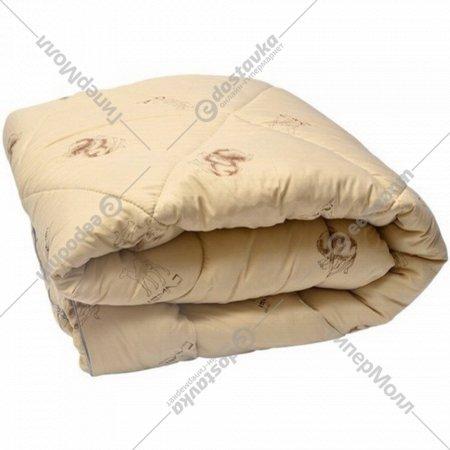 Одеяло «Софтекс» Medium Soft, Стандарт, верблюжья шерсть, 140x205 см
