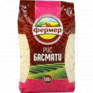 Крупа рисовая «Фермер» басмати, 500 г.
