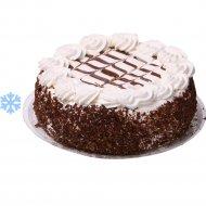 Торт бисквитный «Домино» 1 кг.