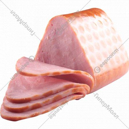 Рулет из мяса птицы «Мозаика люкс» копчено-вареный, 1 кг., фасовка 0.3-0.5 кг